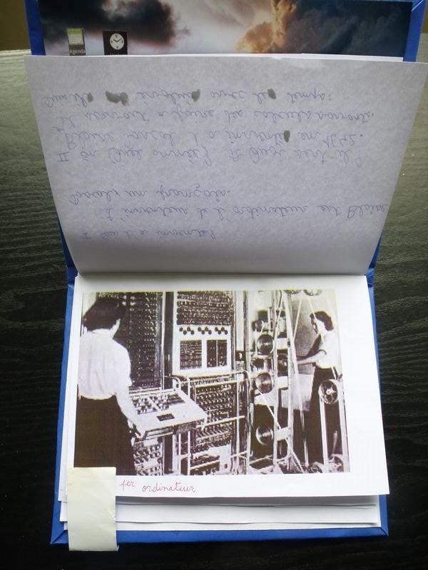 l histoire de l ordinateur le livre dans tous ses tats. Black Bedroom Furniture Sets. Home Design Ideas